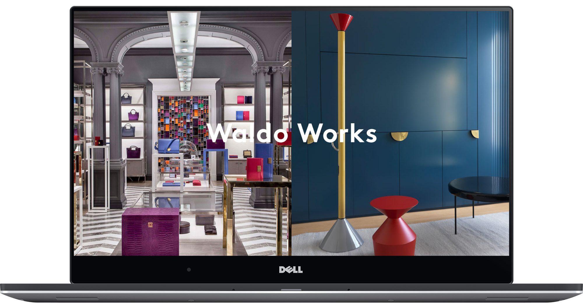 Waldo Works Laptop Screenshot