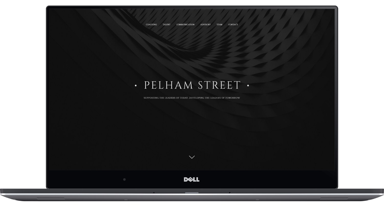 Pelham Street Laptop Screenshot