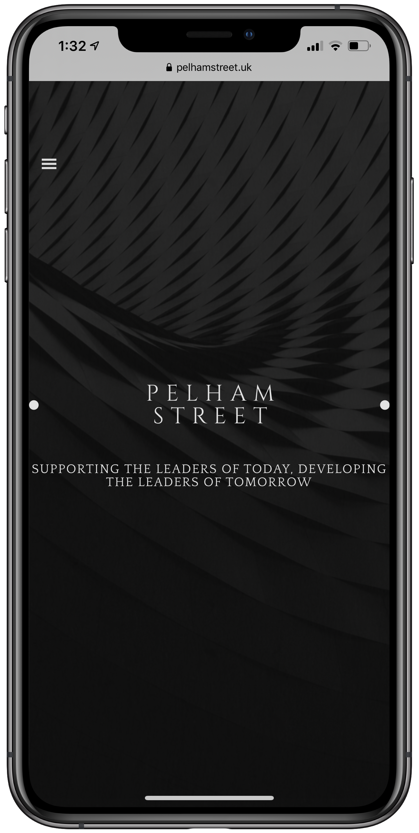 Pelham Street Mobile Screenshot